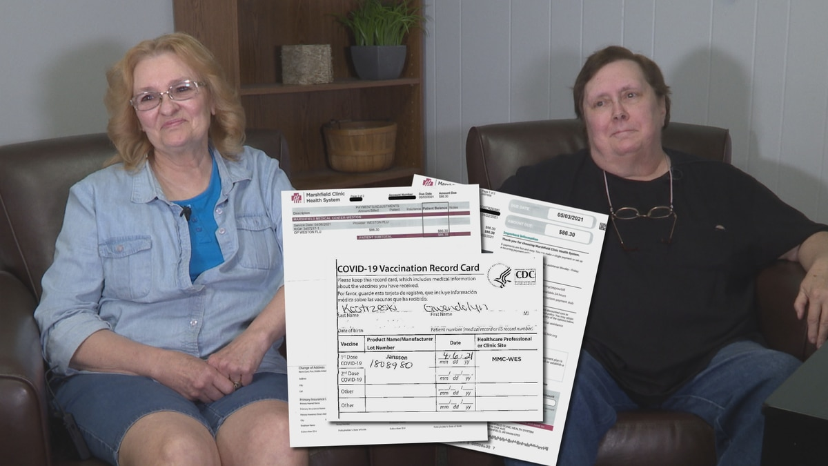 A woman from Hatley was billed for her COVID-19 vaccination, which vaccine providers are not...