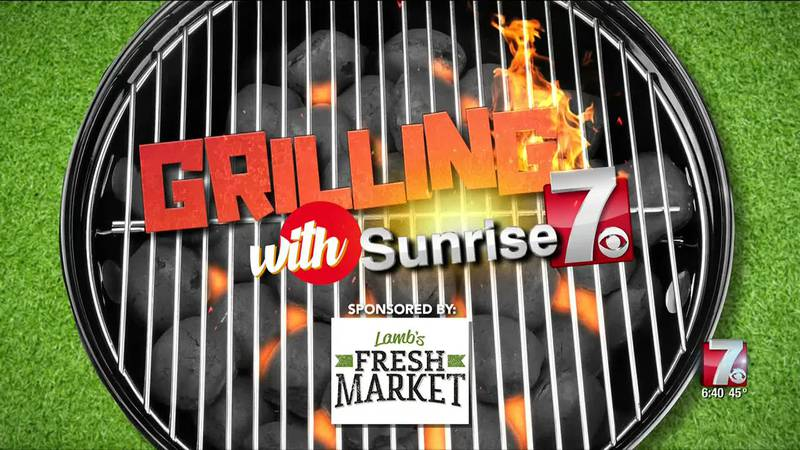 Grilling with Sunrise 7 - Pork Chops & Sweet Corn on the Cob