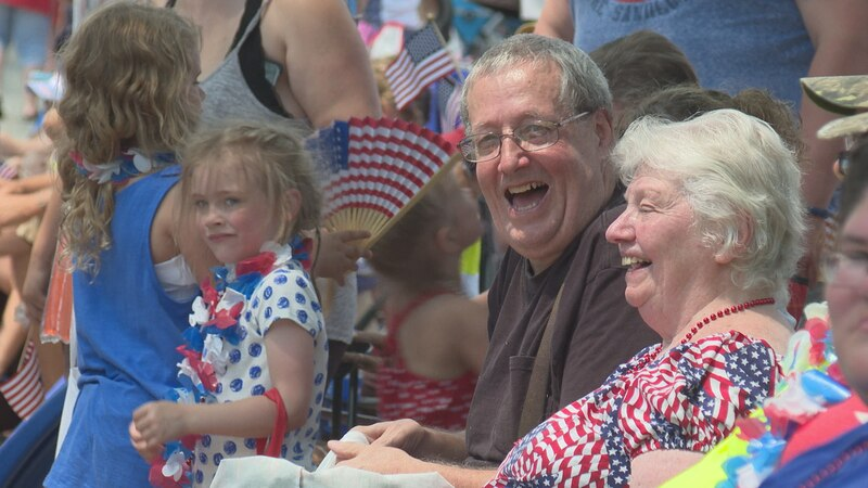 Stevens Point Independence Day Parade