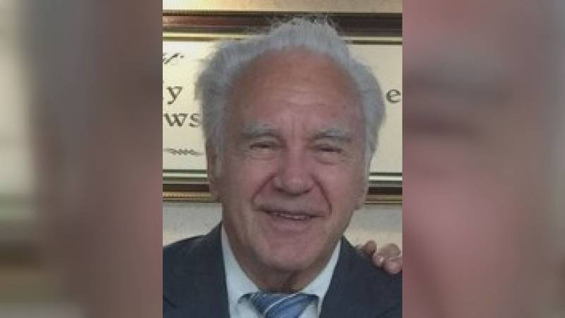 A silver alert has been issued for 88-year-old Albert Huber.