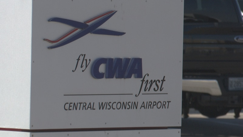 The Central Wisconsin Airport is seeing double the amount of travelers this week compared to...