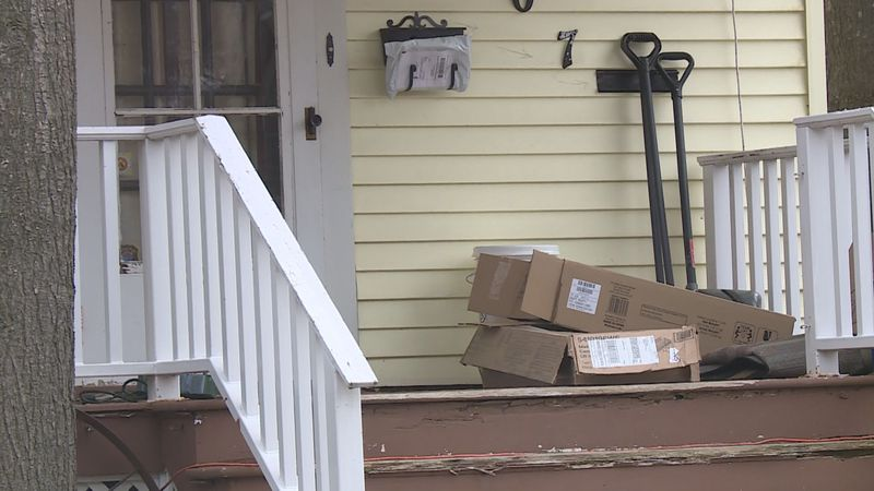Many people taking advantage of Cyber Monday deals creates a wave of packages to arrive this...