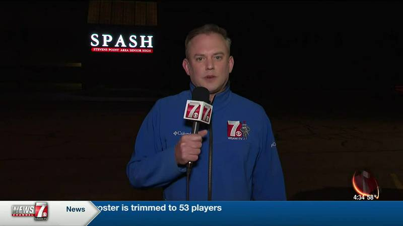 Drew Sutherland is Live at SPASH on the First Day of School (9/1/21)