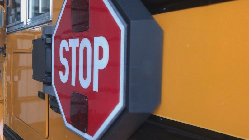 The Wood County Sheriff's Office says vehicles not stopping for buses is a common problem.