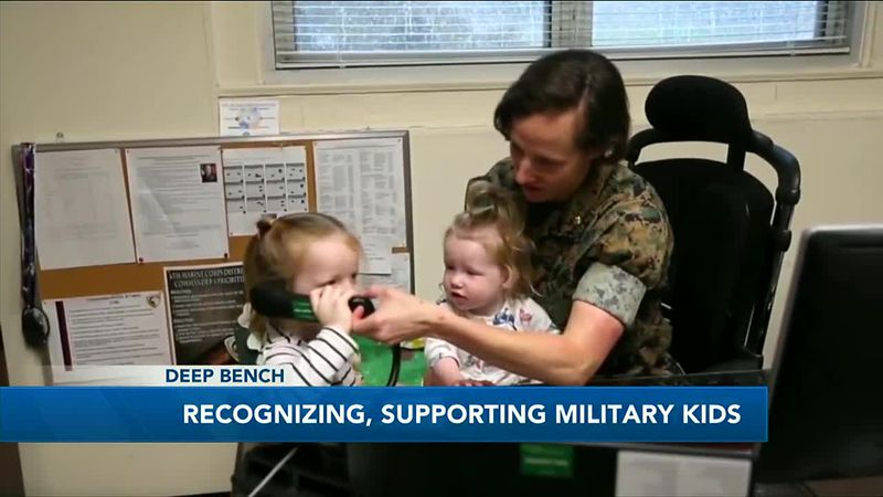 Blue Star Families helps with challenges of being military child