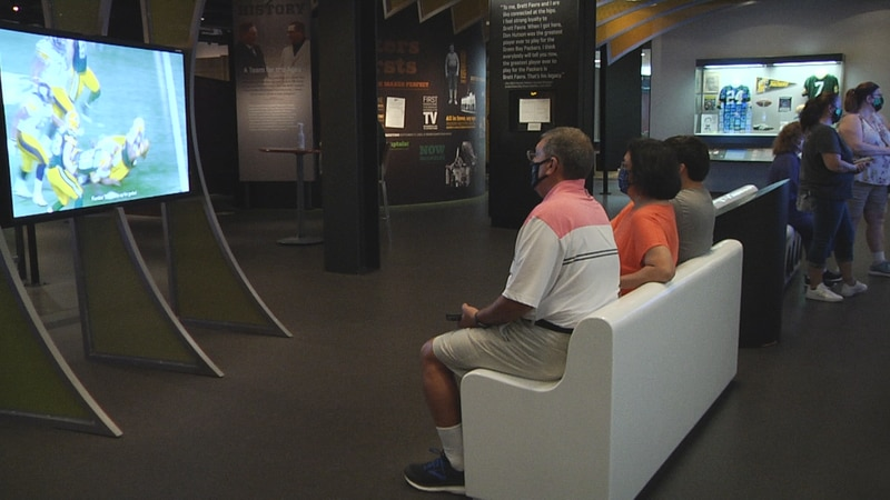 Packers Hall of Fame reopens