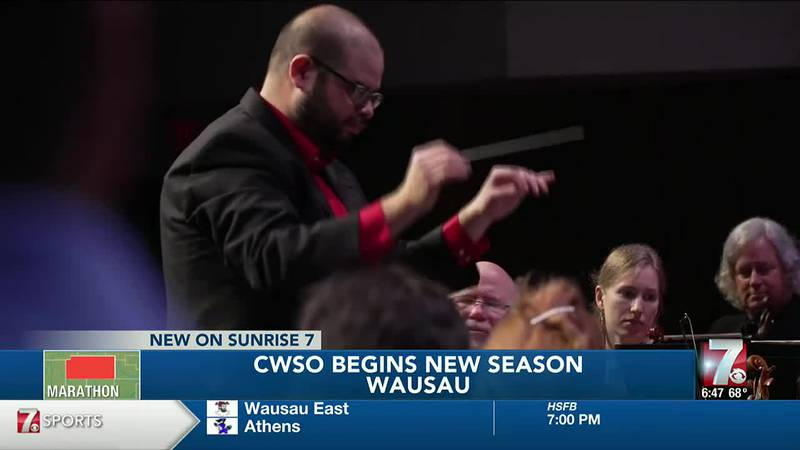 CWSO Begins New Season