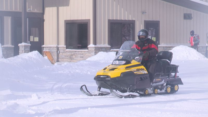 Portage County Parks Department opens snowmobile trails