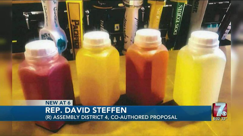 Proposal to allow cocktails to go aimed at helping Wisconsin restaurants