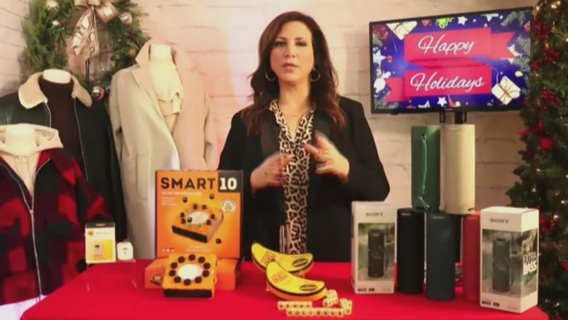 Carey Reilly shares some last minute gift ideas