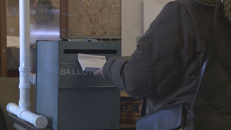 Early voting is shattering records and giving clerks' offices an idea of what to expect on...