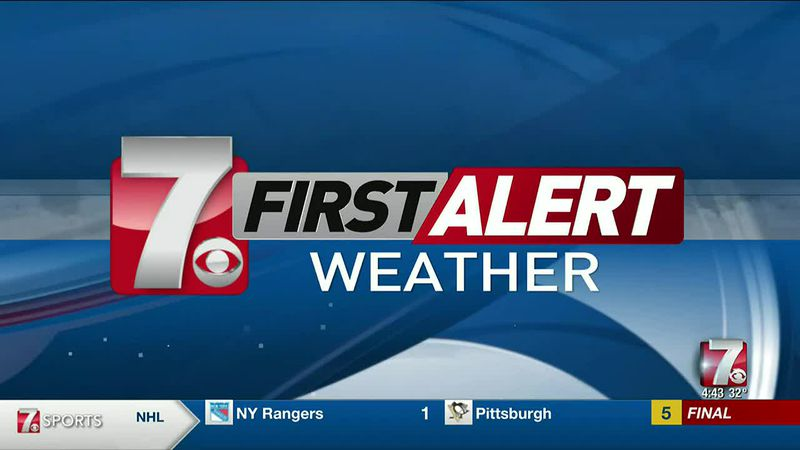 First Alert Weather - Back to work warm forecast