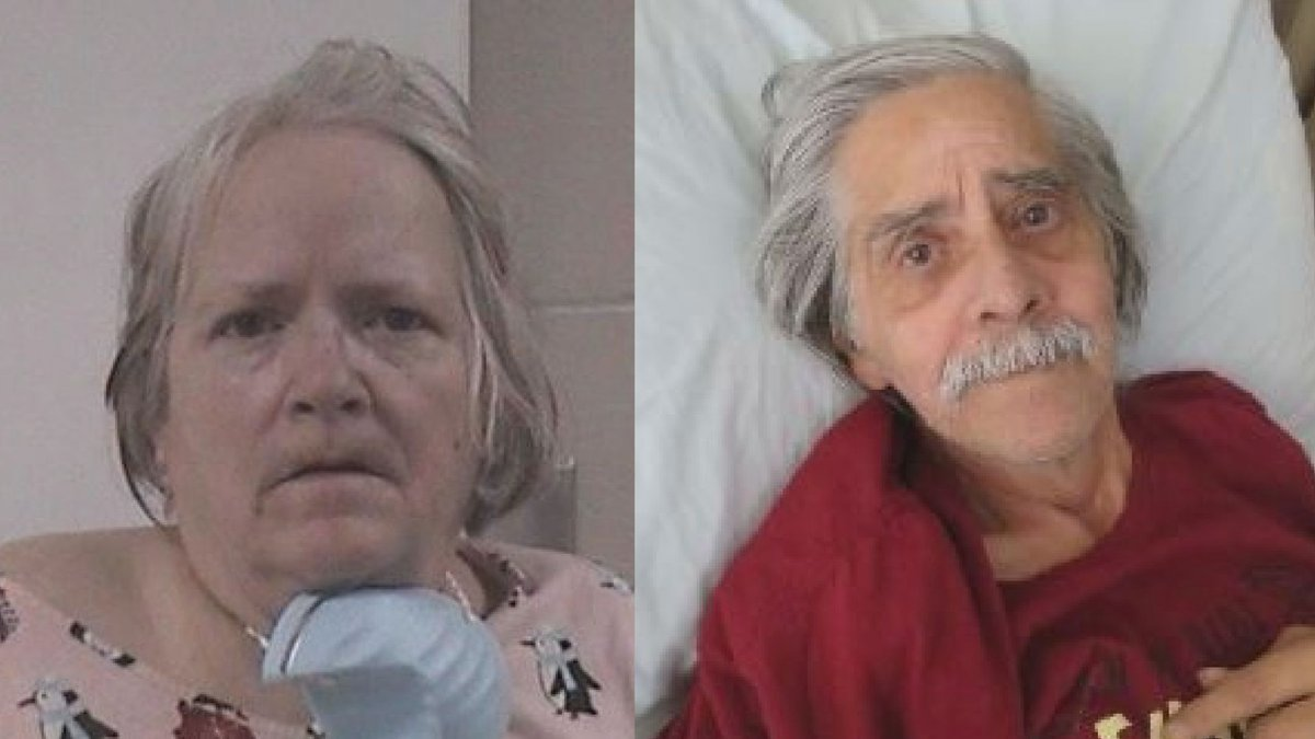 A Silver Alert has been issued for Anthony Nicely (right) who is believed to be with Virginia...
