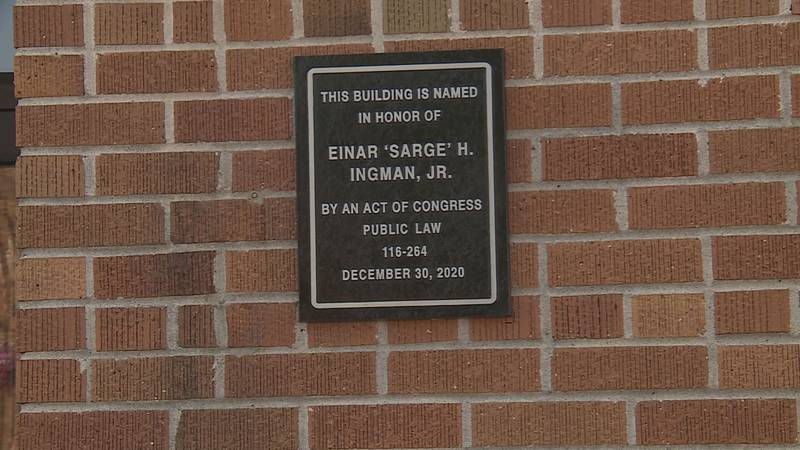 Tomahawk Post Office gets a new name to honor Korean War veteran from Tomahawk, WI.