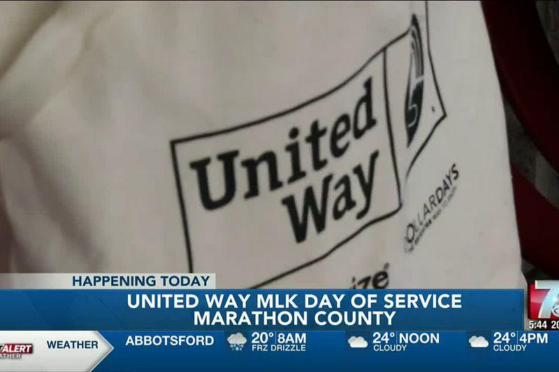 Unites Way MLK Day Of Service