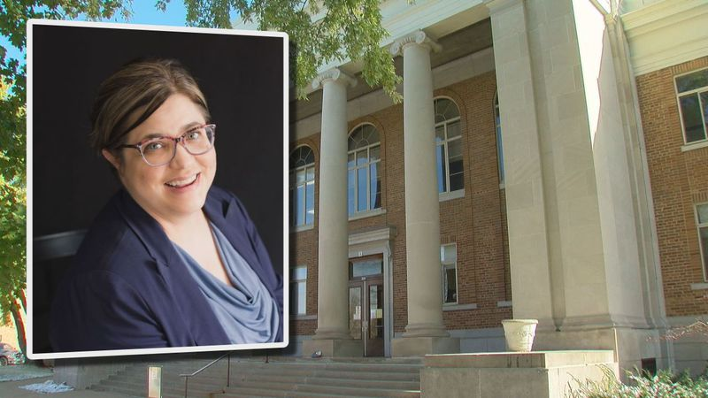Waushara County DA Laura Waite hasn't been seen at the courthouse or handled cases since late...