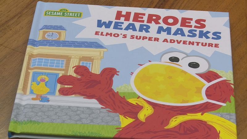 A new book to help kids understand the importance of staying safe during the COVID-19 pandemic...