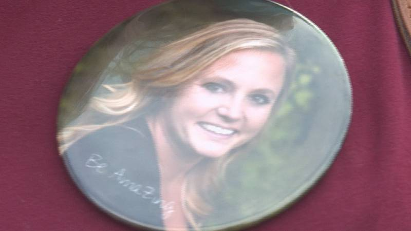 Randi Felch is the founder of The Button Project.