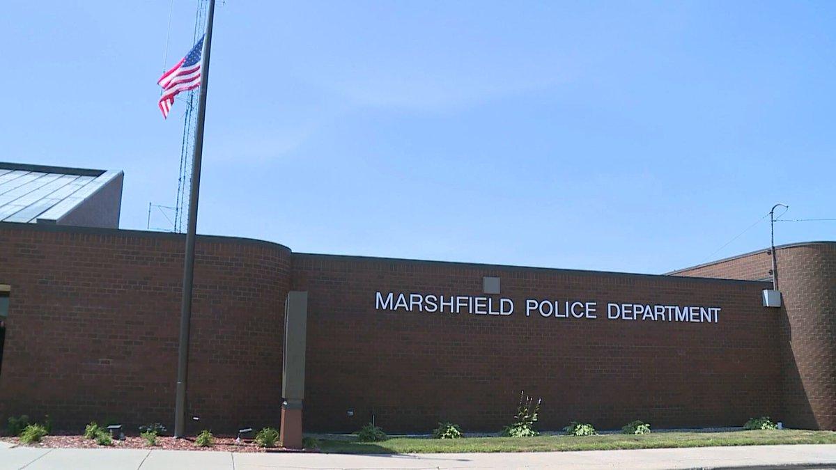 Marshfield Police Department, undated (WSAW Photo)