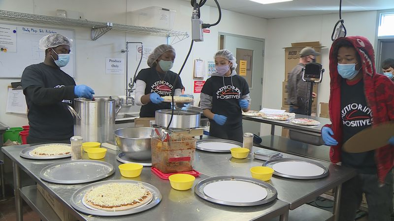 Madison organization Mentoring Positives continues to engage teens during COVID-19 pandemic.