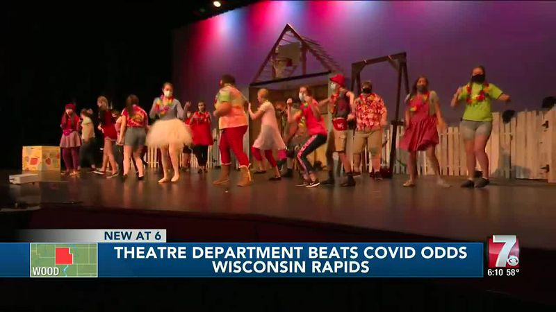 The show must go on, even in a pandemic for Wisconsin Rapids theater students