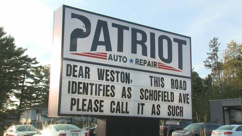 The Village Board of Weston changed course Wednesday night, deciding against renaming part of...