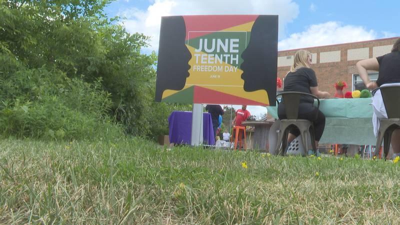 Juneteenth Celebration in Wausau