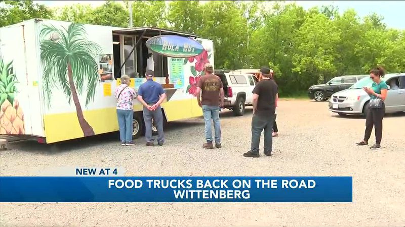 Food trucks back open after shuttering during the pandemic
