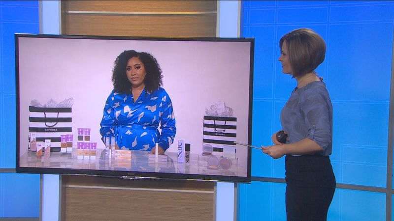 Myiesha Sewell talks about the Clean at Sephora makeup catetgory