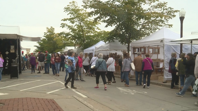 Artrageous Weekend in Wausau won't look anything like it has in past years like this look at...