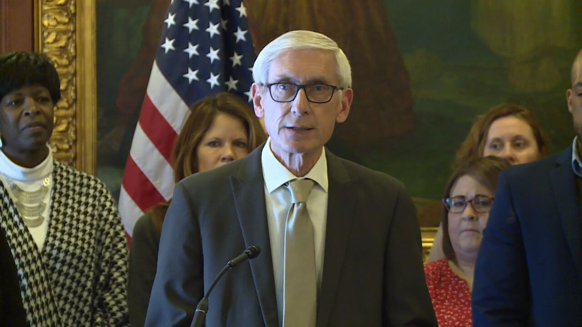 Gov. Tony Evers granted nine pardons Wednesday after the Governor's Pardon Advisory Board heard from applicants virtually on July 21.