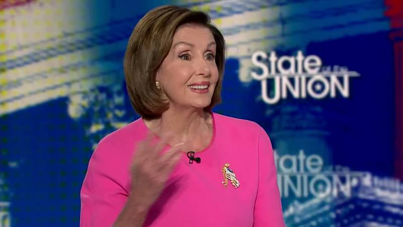 House Speaker Pelosi says Democrats plan to have a spending bill agreement and an...