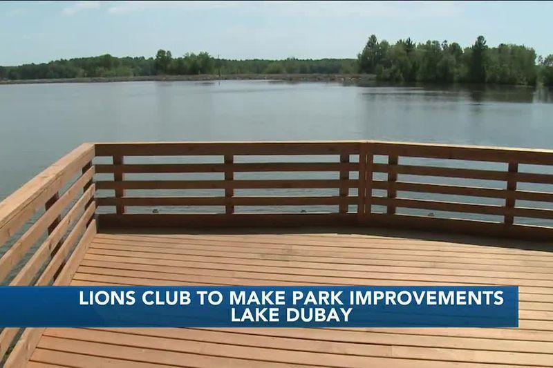 Lake du Bay Lions wants to enhance Lions Park in Marathon County