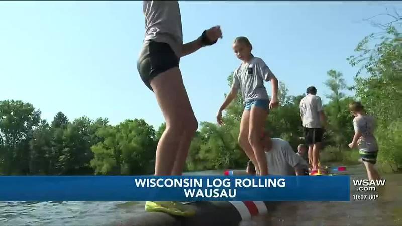 Wisconsin Log Rolling 7/26/2021