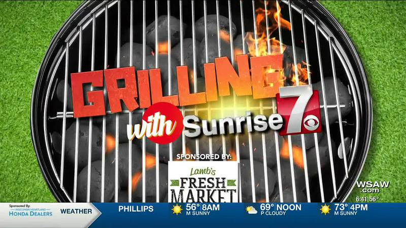 Grilling With Sunrise 7 (7-30-2021)