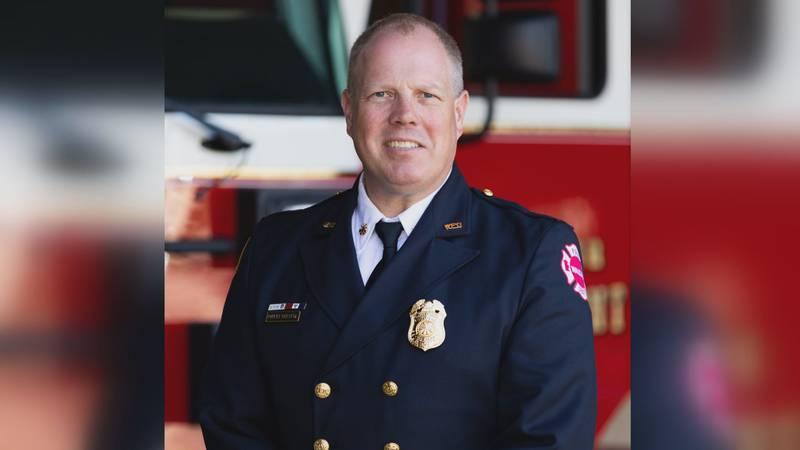 Bob Barteck named Wausau fire chief