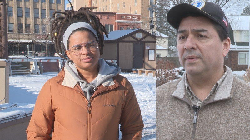 Carmyn Hoen and Tony Gonzales share their thoughts on what happened in Washington D.C.