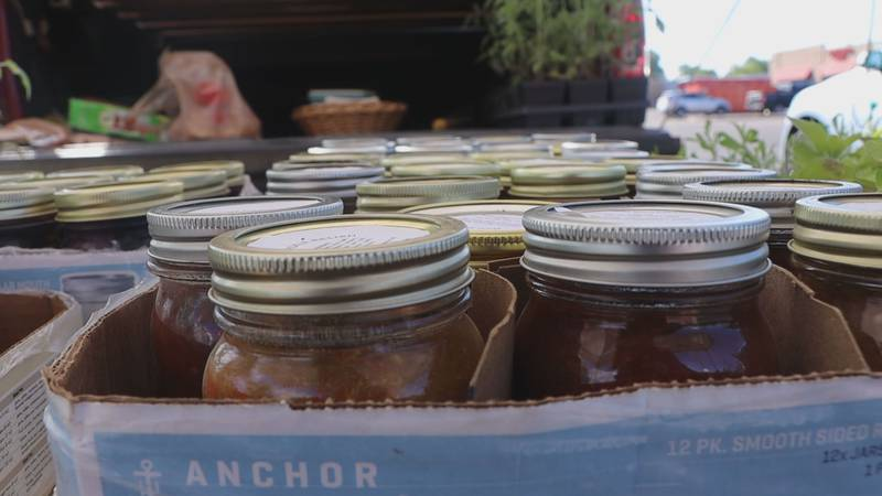Local vendors say while it isn't the biggest market, it is full of specialty goods you can't...
