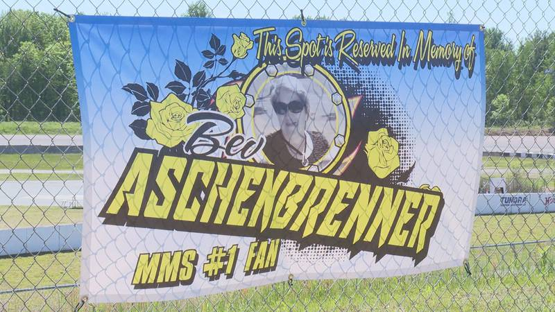 The 5th annual Bev Aschenbrenner Memorial race will take the green flag Saturday, June 12 at...