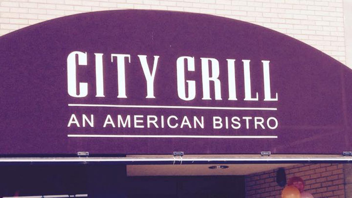 Photo source City Grill Facebook page