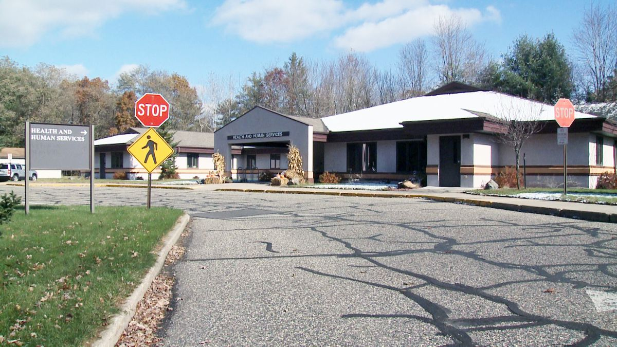Adams County Health and Human Services Department (WSAW Photo)