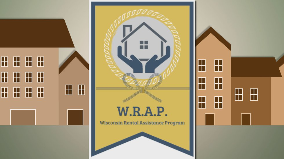 Wisconsin Rental Assistance Program in high demand as people wait for unemployment benefits.