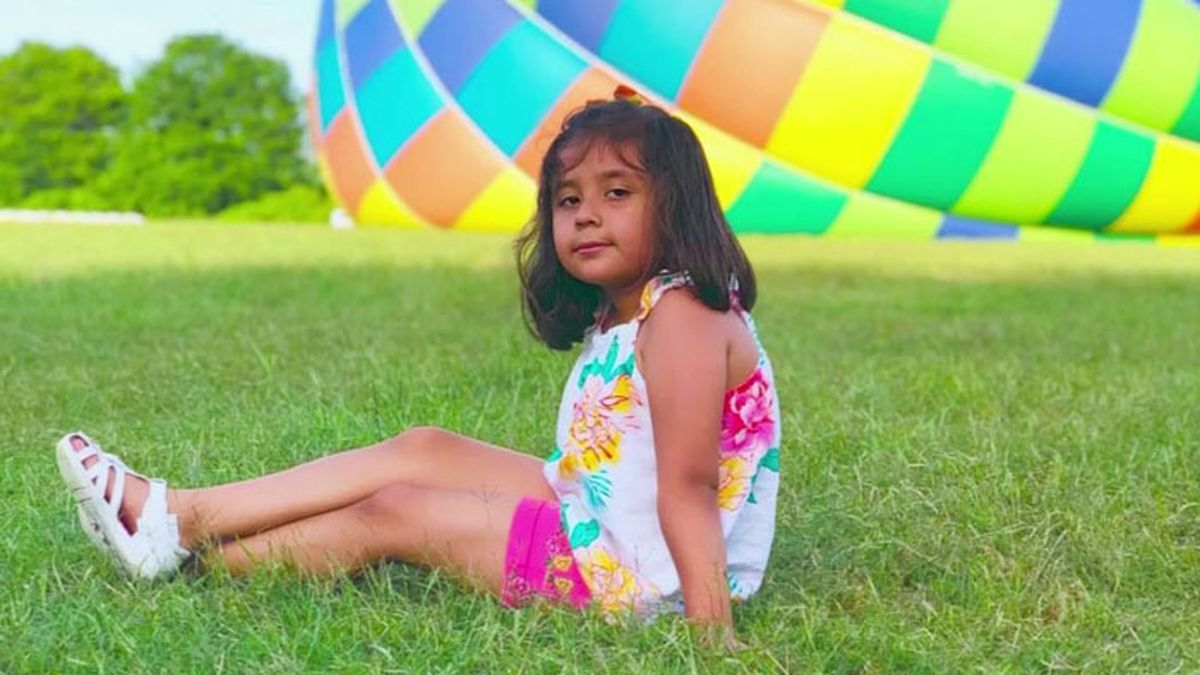 """Aurea Soto Morales, an 8-year-old girl known as """"Yoshi,"""" is being remembered by family as a confident girl who loved to go outside. (Source: Morales Family/WNCN/CNN)"""