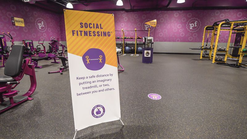 Photo provided by Planet Fitness