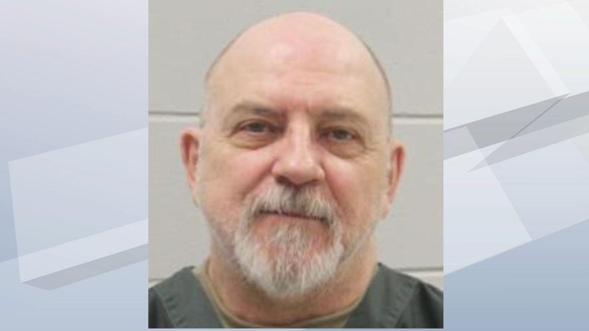 Dennis Brantner. Photo: Wisconsin Department of Corrections.