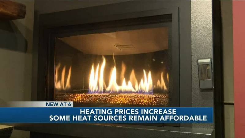 Home heating costs expected to rise this winter, some methods are less expensive