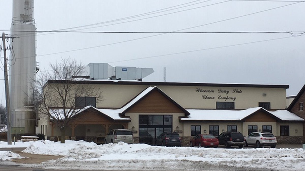 Dairy State Cheese in Rudolph, Wis. Jan. 30, 2020. (WSAW)