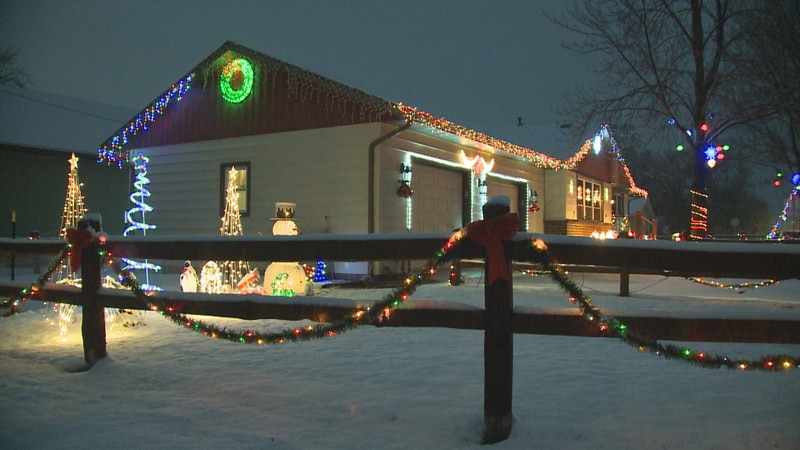 The city of Stevens Point is rolling out a new holiday decoration contest.